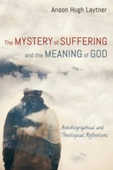 The Mystery of Suffering and the Meaning of God: Autobiographical and Theological Reflections - eBook