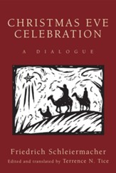 Christmas Eve Celebration: A Dialogue - eBook