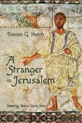 A Stranger in Jerusalem: Seeing Jesus as a Jew - eBook