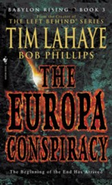 Babylon Rising Book 3: The Europa Conspiracy - eBook