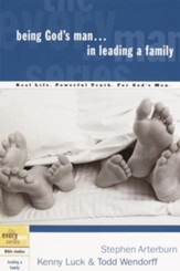 Being God's Man in Leading a Family - eBook