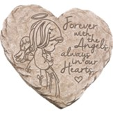 Precious Moments Angel Memorial Garden Stone