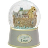 Overflowing With Love, Noah's Ark, Snow Globe