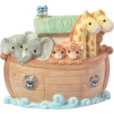 Noah's Ark LED Porcelain Night Light