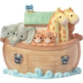 Noah's Ark Porcelain Bank