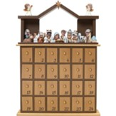 Precious Moments, Nativity Advent Calendar, With Storybook