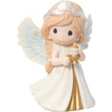 He Is The Light Angel Figurine