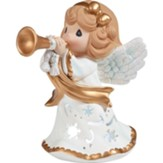 Precious Moments, LED Musical Angel Figurine