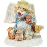 Precious Moments, Musical Angel Figurine
