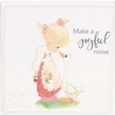 Make a Joyful Noise, Girl With Goose, Plaque
