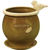 Blessed Planter, Small