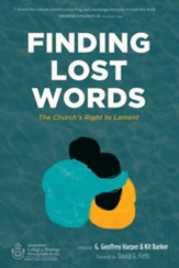 Finding Lost Words: The Church's Right to Lament - eBook