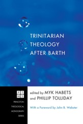 Trinitarian Theology after Barth - eBook