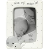Godparent, Whale, Photo Frame