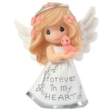 Forever In My Heart Angel Figurine