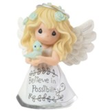 Believe In Possibility Angel Figurine