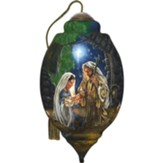 Ornament Nativity - Limited Edition- Glory to God