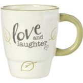 Love and Laughter Mug