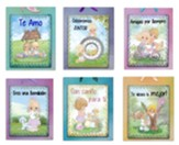 Precious Moments Bolsas de Regalo, paquete de 6 variadas, pequeño (Assorted Set of 6 Small Gift Bags)