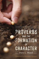 Proverbs and the Formation of Character - eBook