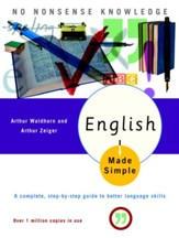 English Made Simple, Revised Edition: A Complete, Step-by-Step Guide to Better Language Skills - eBook