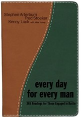 Every Day for Every Man: 365 Readings for Those Engaged in the Battle - eBook