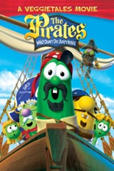 Pirates Who Don't Do Anything, The: A VeggieTales Movie [Streaming Video Rental]
