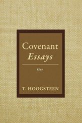 Covenant Essays: One - eBook