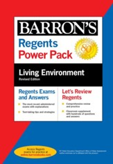 Regents Living Environment Power Pack Revised Edition - eBook