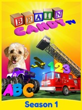Brain Candy TV: Season 01: Alphabet  Train [Streaming Video Purchase]