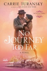 No Journey Too Far: A Novel - eBook