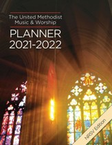 The United Methodist Music & Worship Planner 2021-2022 NRSV Edition - eBook