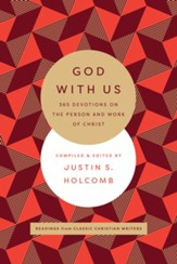 God with Us: 365 Devotions on the Life and Work of Christ - eBook