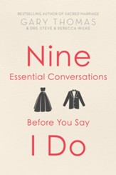 9 Essential Conversations before You Say I Do - eBook