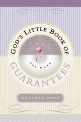 God's Little Book of Guarantees for Moms - eBook