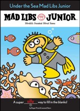 Under The Sea Mad Libs Junior