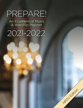 Prepare! 2021-2022 NRSV Edition: An Ecumenical Music & Worship Planner - eBook