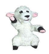 Cuddles the Lamb, puppet