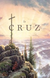 La Cruz, Paq. de 25 Tratados  (Cross, Pack of 25 Tracts)