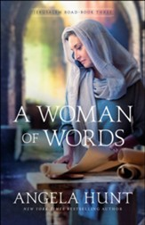 A Woman of Words (Jerusalem Road Book #3) - eBook