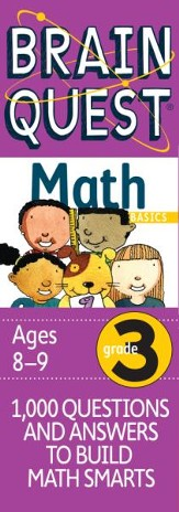 Brain Quest Math Basics Grade 3