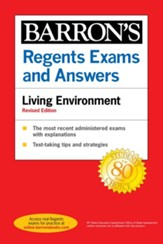 Regents Exams and Answers: Living Environment Revised Edition - eBook