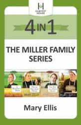The Miller Family Series 4-in-1 / Digital original - eBook