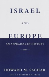 Israel and Europe: An Appraisal in History - eBook