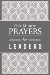 One-Minute Prayers for Leaders - eBook
