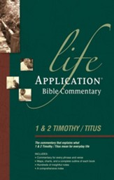 1 & 2 Timothy and Titus - eBook