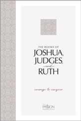 The Books of Joshua, Judges, and Ruth: Courage to Conquer - eBook