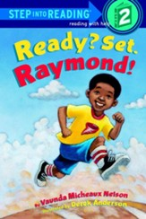 Ready? Set. Raymond! - eBook