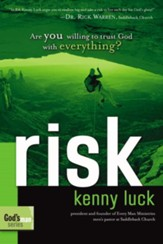Risk: Are You Willing to Trust God with Everything? - eBook