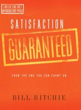 Satisfaction Guaranteed: From the One You Can Count On - eBook